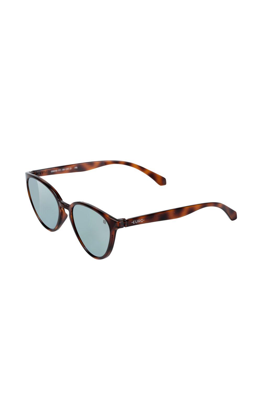 Foto 2 - Óculos Euro Geometric Trendy Tartaruga E0040F2180/8K