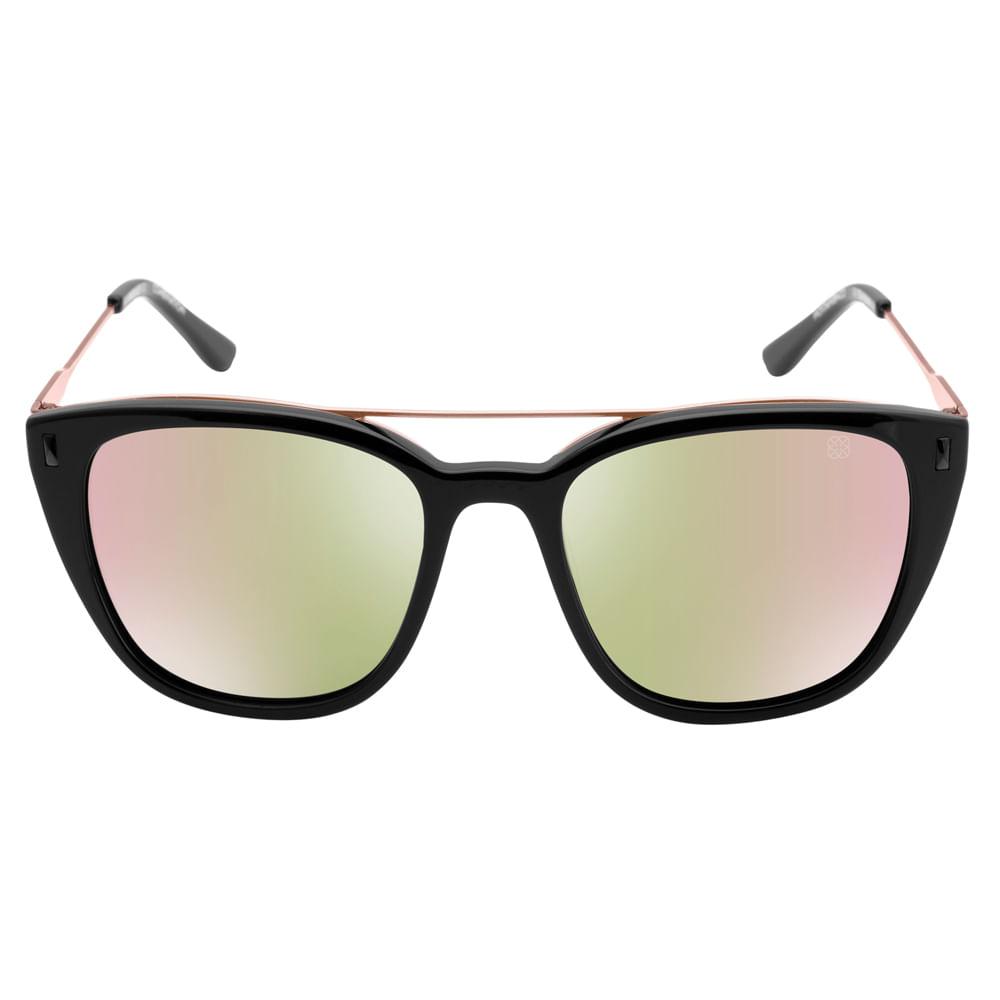 Óculos Euro Fashion Basics Preto E0039A2910 4J - timecenter 828ae14c5e