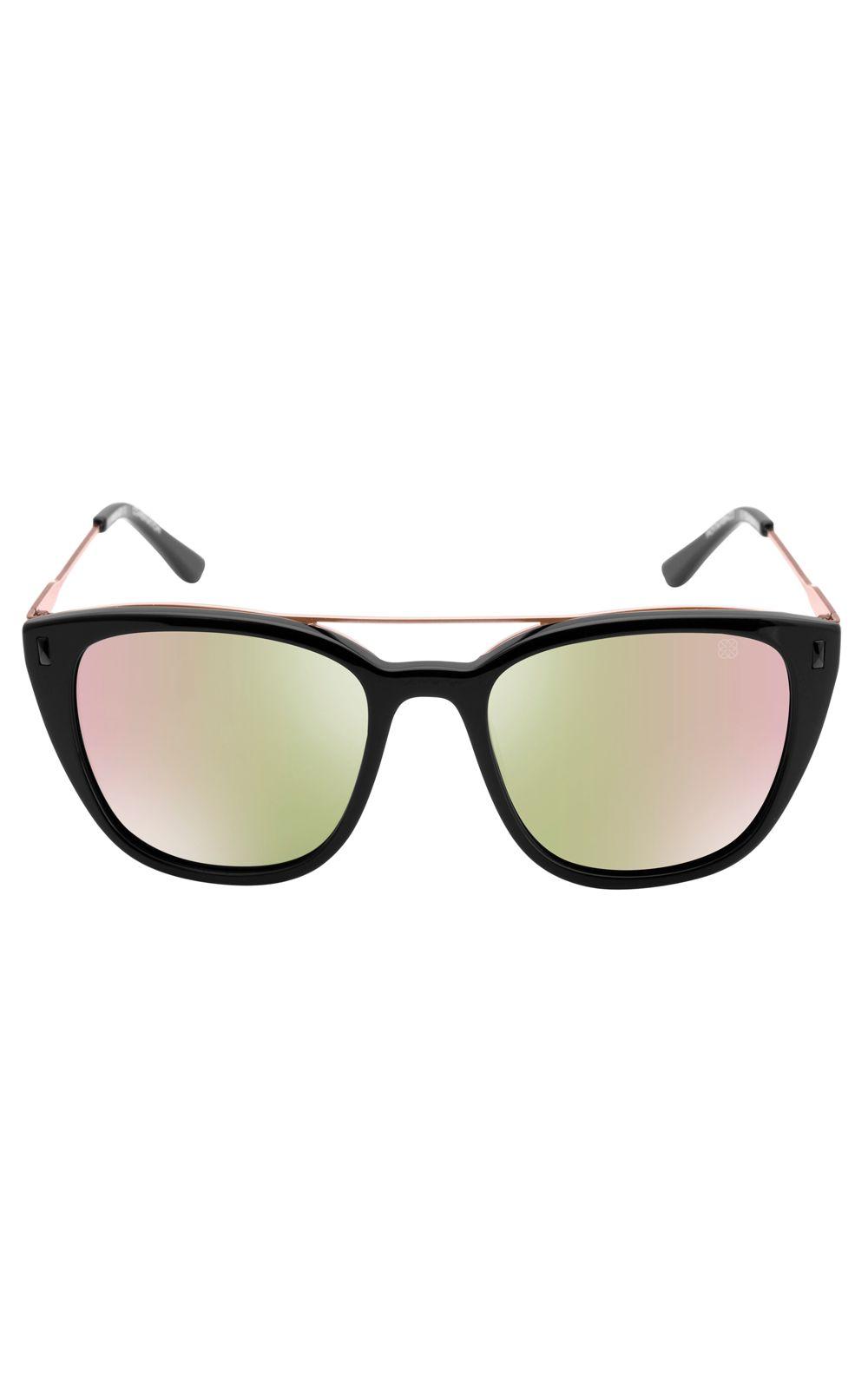 Foto 1 - Óculos Euro Fashion Basics Preto E0039A2910/4J