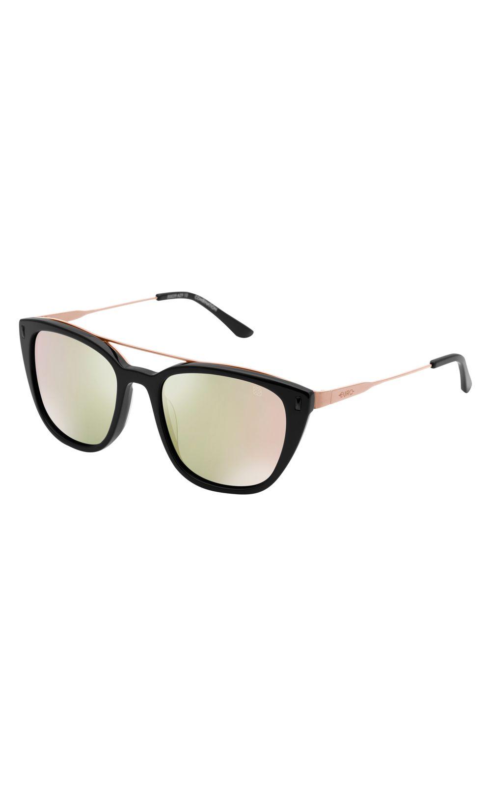Foto 2 - Óculos Euro Fashion Basics Preto E0039A2910/4J