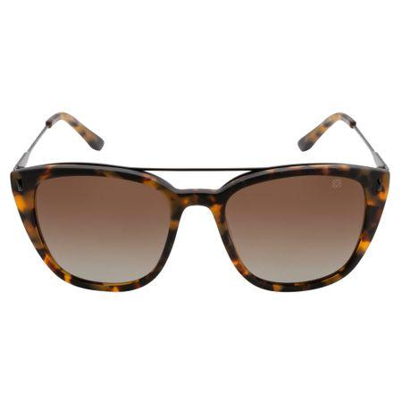 Óculos Euro Fashion Basics Marrom E0039F7748/4M