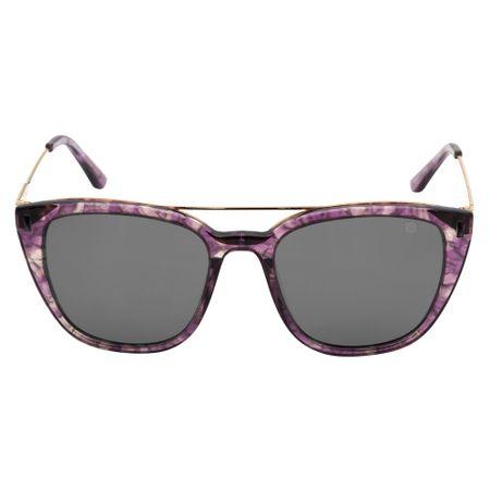 Óculos Euro Fashion Basics Lilás E0039FC110/4C