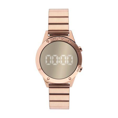 Relógio Euro Feminino Fashion Fit Reflexos Rosé EUJHS31BAC/4J