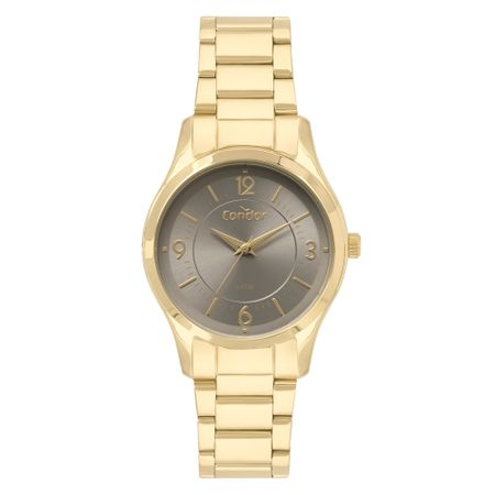 Relógio Condor Bracelete Feminino Dourado CO2036KVL/K4C