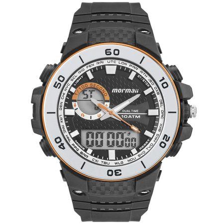 Relógio Mormaii Wave Masculino Prata MOAD9450AA/8M