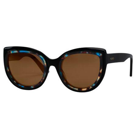 Óculos Euro Classic Cat Preto E0026A0282/8M