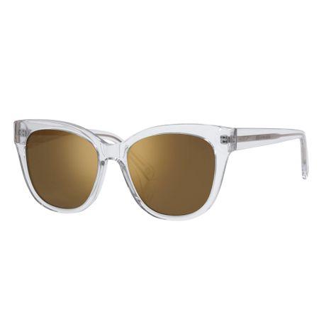 Óculos Euro Ouse Ser Você Mesma Transparente E0049D8908/8D