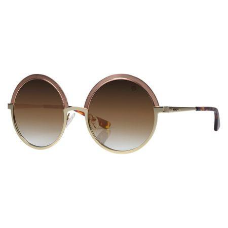 Óculos Euro Vintage Glam Dourado E0025E1001/5M