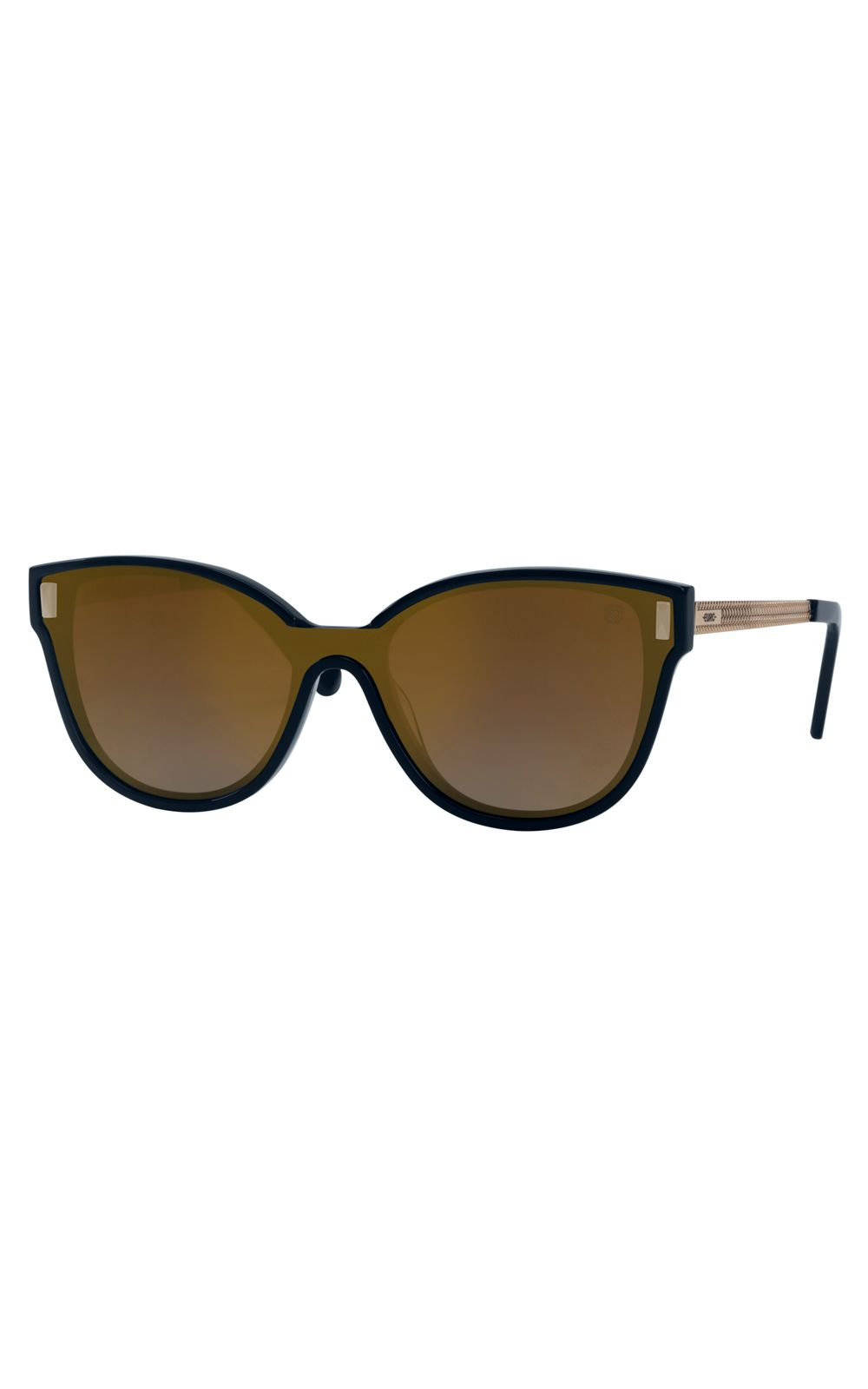 Foto 1 - Óculos Euro Unique Front Dourado E0041K1910/4D