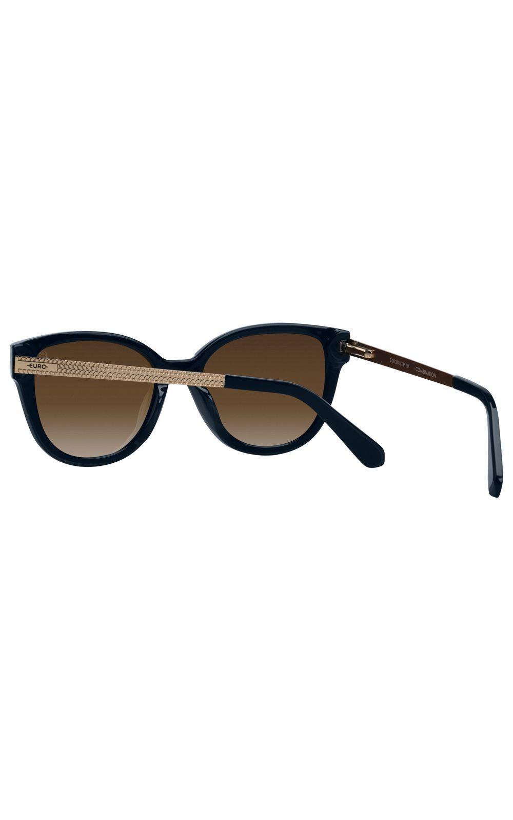 Foto 2 - Óculos Euro Unique Front Dourado E0041K1910/4D