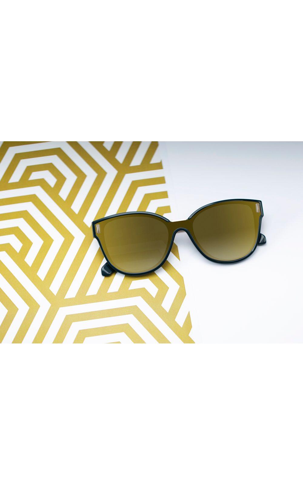 Foto 3 - Óculos Euro Unique Front Dourado E0041K1910/4D