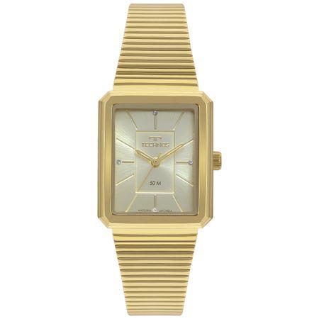 Relógio Technos Trend Feminino Dourado 2035MRB/4X