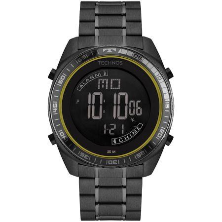 Relógio Technos Racer Masculino Grafite BJ3373AA/4P