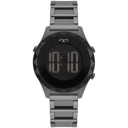 Relógio Technos Crystal Feminino Grafite BJ3851AA/4P