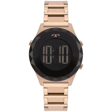 Relógio Technos Crystal Feminino Rosé BJ3851AC/4P