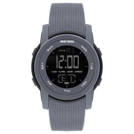 Relógio Mormaii Action Masculino Cinza MO1000AA/8C