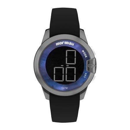 Relógio Mormaii Luau Feminino Grafite MO13001D/8P