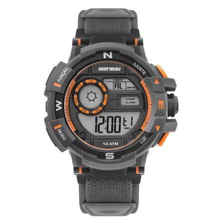Relógio Mormaii Action Masculino Preto MO3231AC/8L