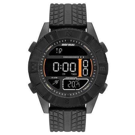 Relógio Mormaii Action Masculino Preto MO5334AA/8P