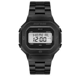 923674cf98397 Relógio Mormaii Pro Masculino Preto MOBJ3421AB 4P