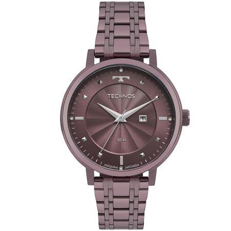 Relógio Technos Trend Feminino Roxo 2015CCU/5G