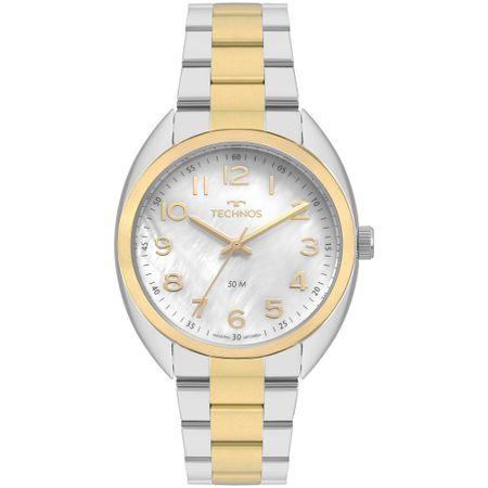 Relógio Technos Boutique Feminino Bicolor 2036MLB/5B
