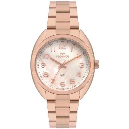 Relógio Technos Boutique Feminino Rosé 2036MLC/4T