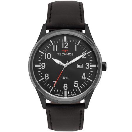 Relógio Technos Steel Masculino Preto 2115MTC/2P