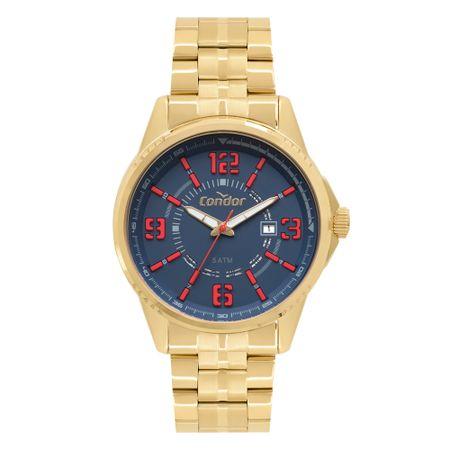 Relógio Condor Speed Feminino Dourado CO2115KVJ/4A