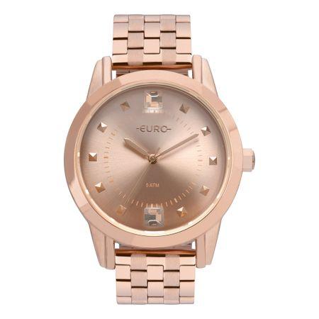 Relógio Euro Spike Illusion Feminino Rosé EU2035YRS/4J