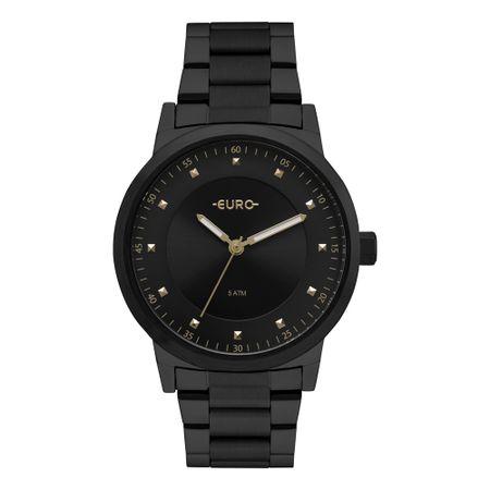 Relógio Euro Bicolor Trendy Feminino Preto EU2036YNQ/4P
