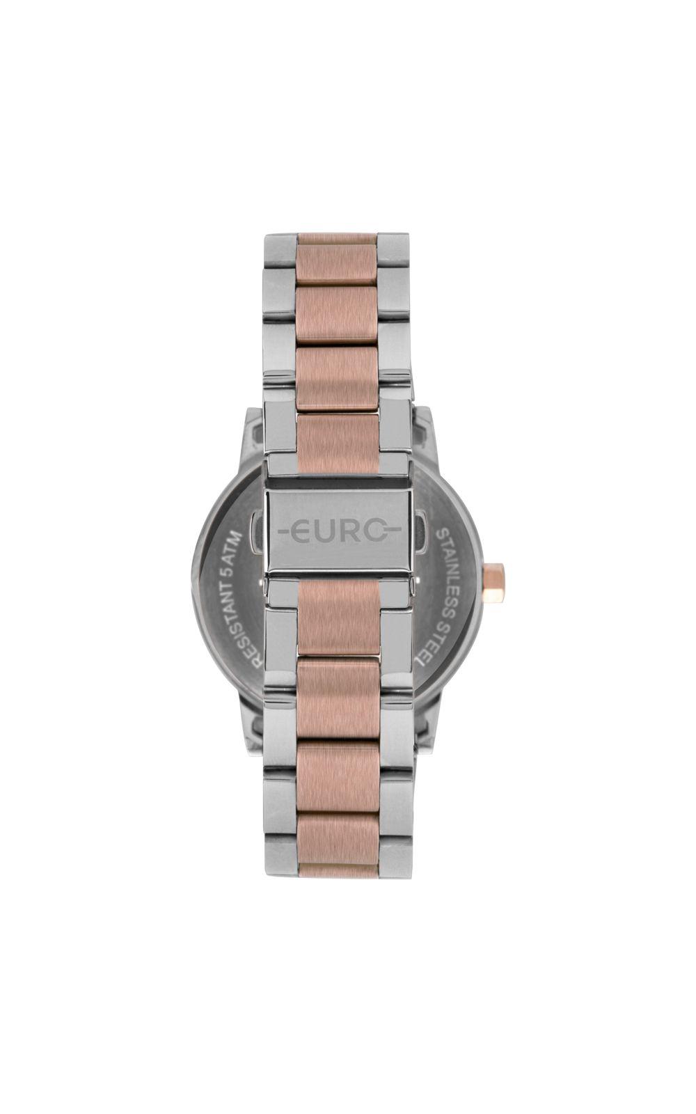 Foto 3 - Relógio Euro Bicolor Trendy Feminino EU2036YNT/5C