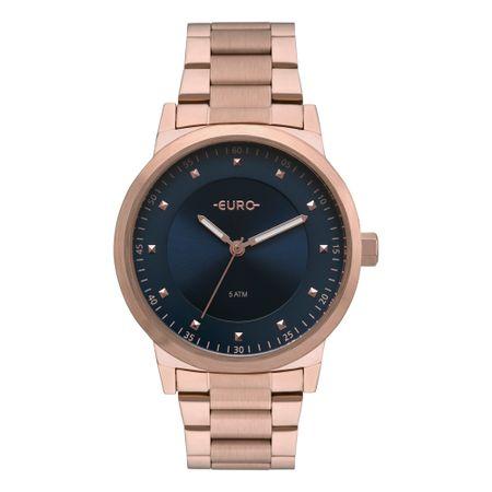 Relógio Euro Bicolor Trendy Feminino Rosé EU2036YNU/4A