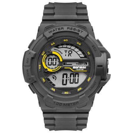 Relógio Mormaii Wave Masculino Cinza MO3660AA/8C
