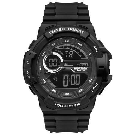 Relógio Mormaii Wave Masculino Preto MO3660AB/8P
