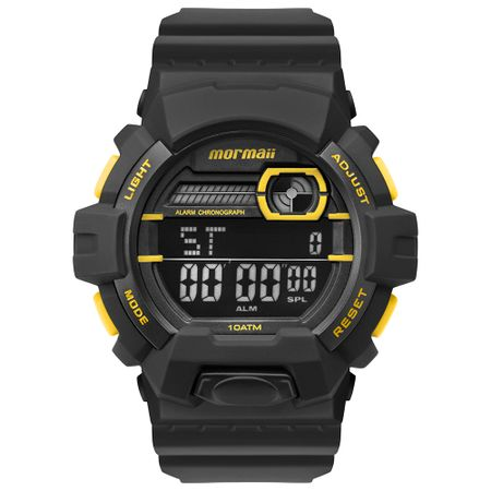 Relógio Mormaii Wave Masculino Preto MO8090AA/8Y