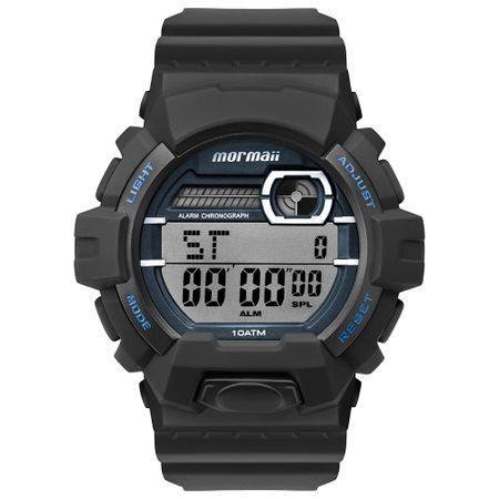 Relógio Mormaii Wave Masculino Preto MO8090AB/8A