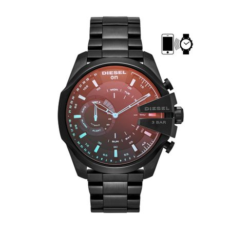 Smartwatch Diesel On Híbrido Masculino Preto DZT1011/1PI