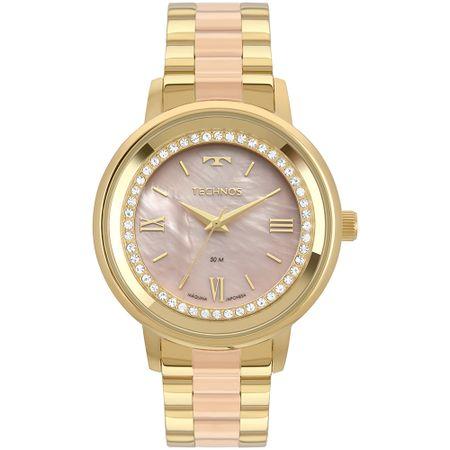 Relógio Technos Trend Feminino Bicolor 2036MKY/5J