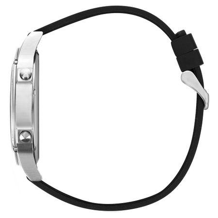 Relógio Mormaii Pro Masculino Prata MOW13901D/2P