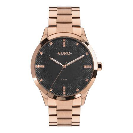 Relógio Euro Glitter Fever Feminino Rosé EU2036YOG/4C