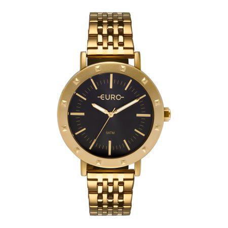 Relógio Euro Spike Fever Feminino Dourado EU2035YPI/4P