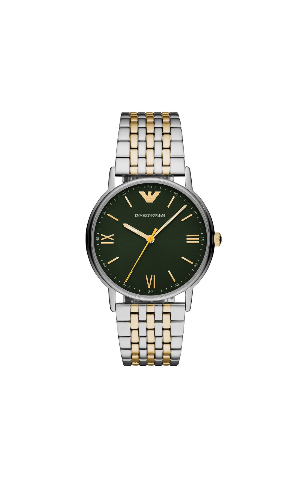 Foto 1 - Relógio Emporio Armani Kappa Masculino Prata AR11228/1KN