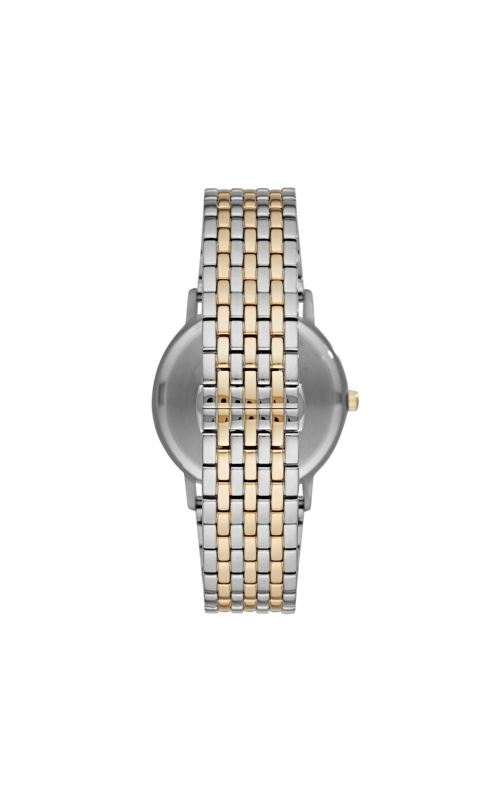 Foto 3 - Relógio Emporio Armani Kappa Masculino Prata AR11228/1KN