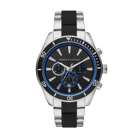 Relógio Armani Exchange Enzo Masculino Prata AX1831/1KN