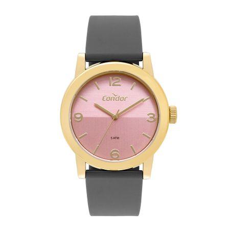 Relógio Condor Bracelete Feminino Dourado CO2035MQS/8J