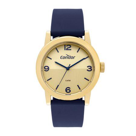 Relógio Condor Bracelete Feminino Dourado CO2035MQS/8X