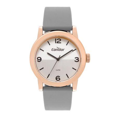 Relógio Condor Bracelete Feminino Rosé CO2035MQU/8K