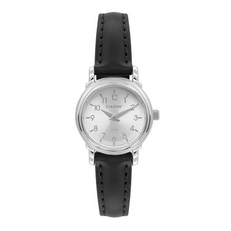 Relógio Condor Mini Feminino Prata CO2035MSC/2K