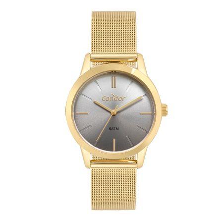 Relógio Condor Bracelete Feminino Dourado CO2035MTD/k4C